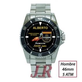 CPN-Reloj-Cuerpo-Nacional-de-Policía-relojes-JR