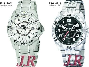 Muestras-relojes-policia-baraja-relojes personalizados-jr