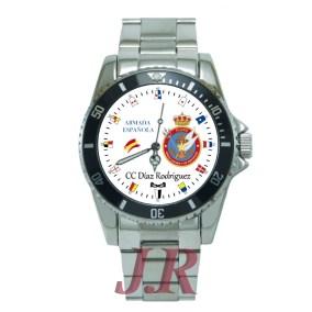 reloj-ESCUDO-GRUPO-ANFIBIO-Y-DE-PROYECCION-relojes-personalizados-JR