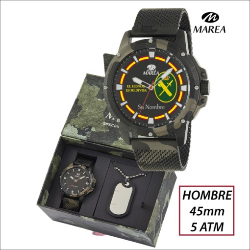 Reloj Militar Guardia Civil