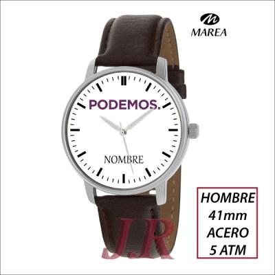 Reloj-Podemos-relojes-jr
