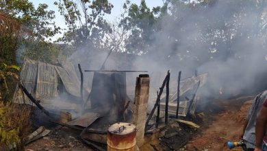 Photo of Incendio destruye una vivienda en Montecristi