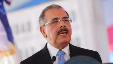Photo of Danilo Medina: Me voy como entré, con la satisfacción del deber cumplido