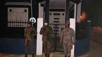 Photo of Militarizan instituciones públicas en Montecristi ante posible ocupación por militantes perremeístas