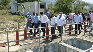 Photo of INAPA interviene Navarrete y anuncia nuevos acueductos en varias comunidades de la Línea Noroeste