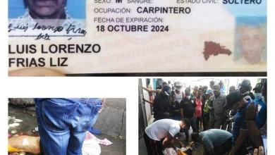Photo of TIROTEO EN QUIJAQUIETA MOCA. Un hombre resultó muerto y varias personas heridas