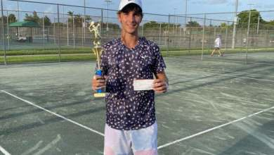 Photo of Peter Bertran se corona campeón del Plantation Open; gana tercer evento seguido