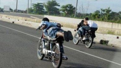 Photo of PN apresa a cinco personas realizaban carreras ilegales de motocicletas en Valverde