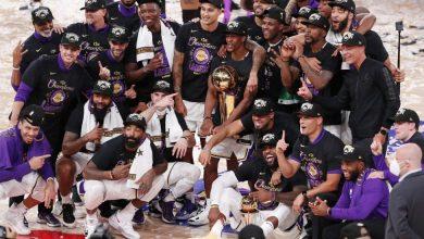 Photo of Los Lakers aplastan al Heat y son los campeones de la NBA