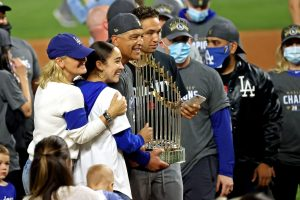 Photo of ¡Los Dodgers, campeones mundiales!