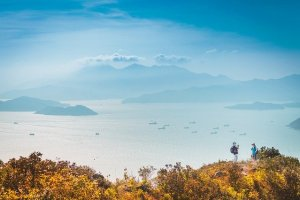 The Mai Po nature reserve is one of the best places in Hong Kong for nature lovers.