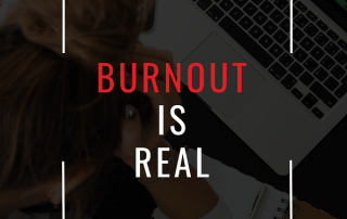 Burnout is real