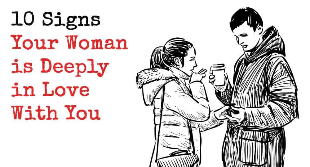 Signs To Show She Loves You