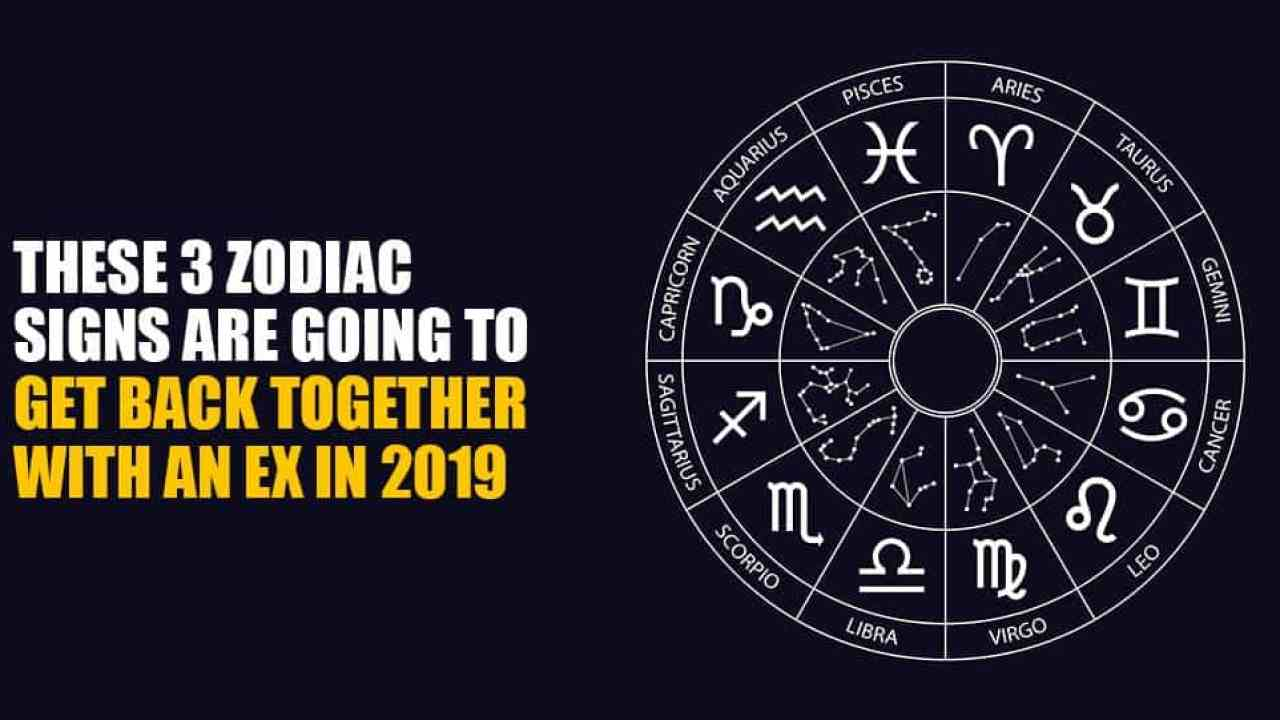 These 3 Zodiac Signs Are Going To Get Back Together With An Old