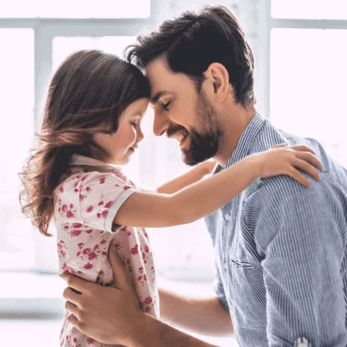 Fathers Have Huge Impact on Their Daughters' Lives, Science Says