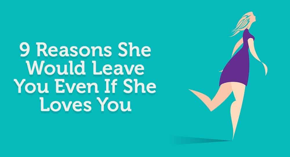 How to tell that she loves you