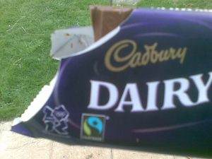 FairTrade Cadbury's Dairy Milk
