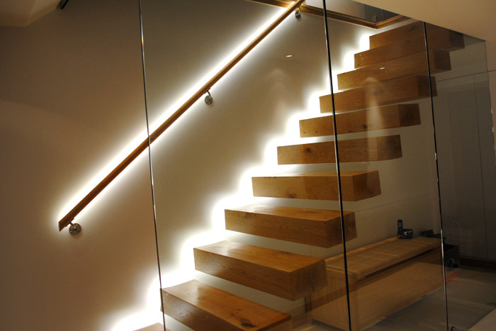 Led accent lighting 3 forms to meet your ambient or standard illumination requirements