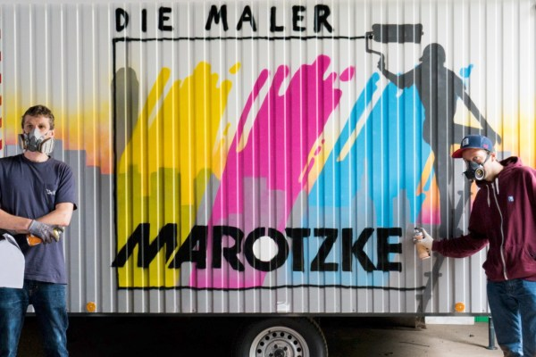 Social Media Film Marotzke Malereibetrieb