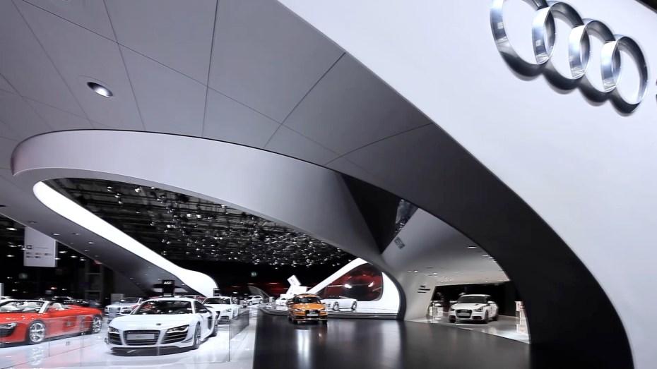 REMAKE.TV Audi Messedokumentation/Podcast