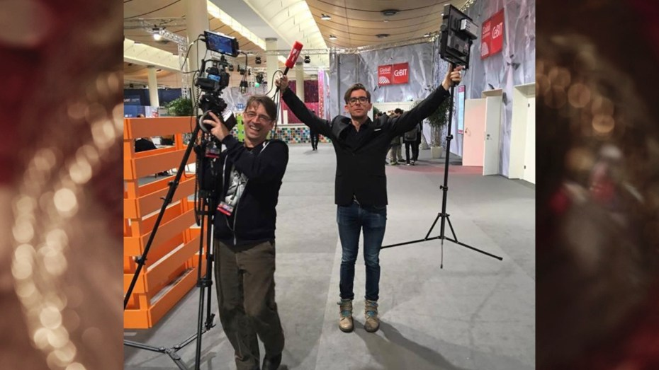 CeBIT Global Conferences Interviews