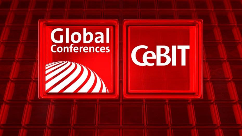 3D Titel Animationen CeBit Global Conferences