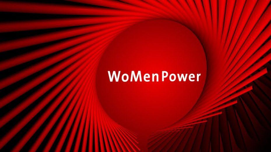 Logo Animationen für WoMenPower Netzwerk Event