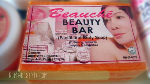 Beauche Beauty Bar Soap