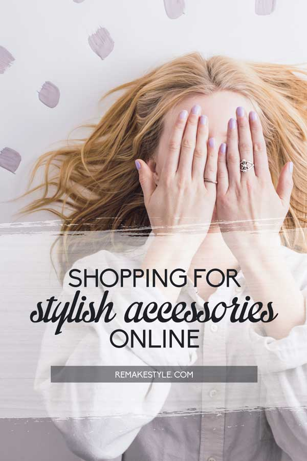 Shopping for Stylish Accessories Online