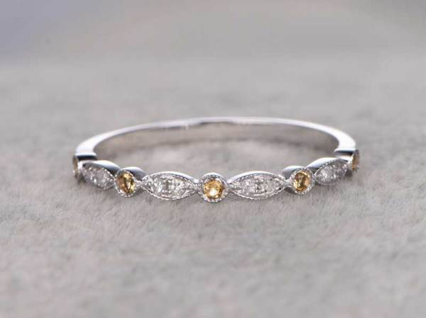 Get your own diamond wedding bands