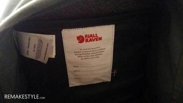 Fjallraven Kanken Mini Backpack Review