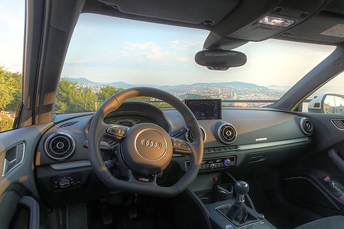 New A3 interior shot, via worldtravlr_net on Flickr