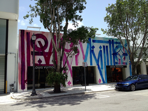 Louis Vuitton in the Design District, Miami, Florida by Phillip Pessar on Flickr
