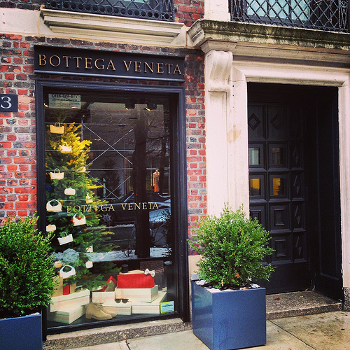 Bottega Veneta Men's shop - East 67th Street (at Madison)
