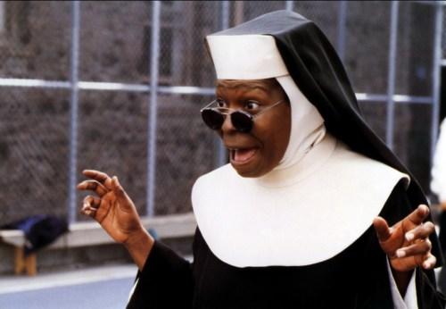 Sister Mary Clarence in Sister Act 2