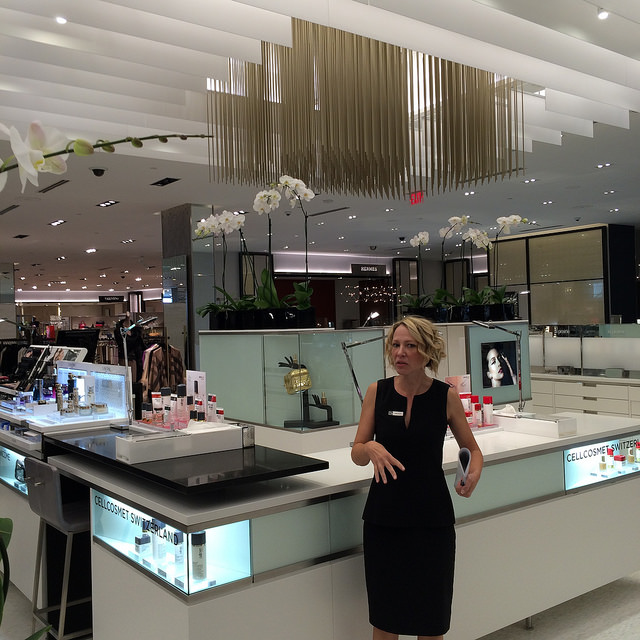 Cosmetics & beauty at Saks Sarasota