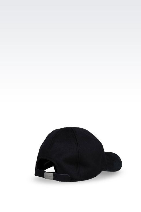 Giorgio Armani cashmere baseball cap