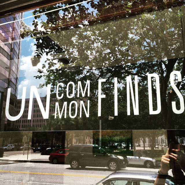 Uncommon Finds, Downtown Tampa