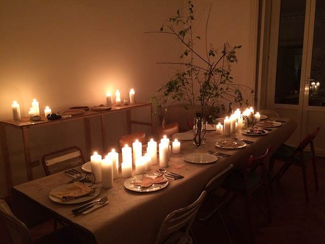 A magical thanksgiving dinner with other ex-pats and new friends