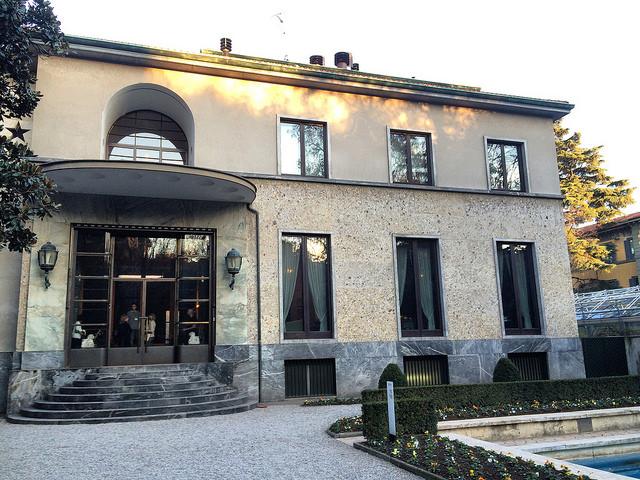 Villa Necchi (1935) by Portaluppi