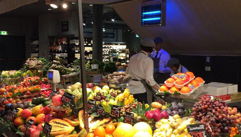 Excelsior Food Market, Milano