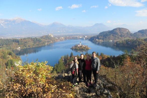SDA Bocconi on top of Lake Bled!