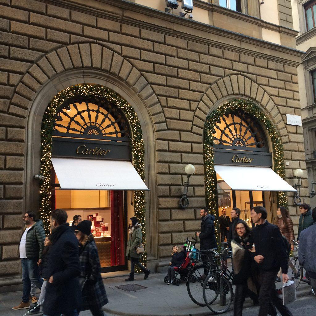 Cartier Firenze