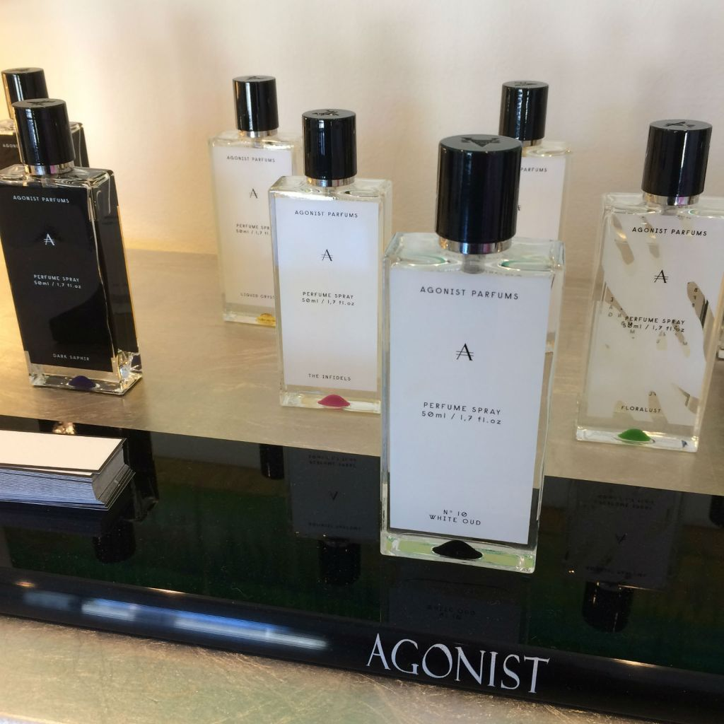 Agonist fragrances at Uncommon Finds