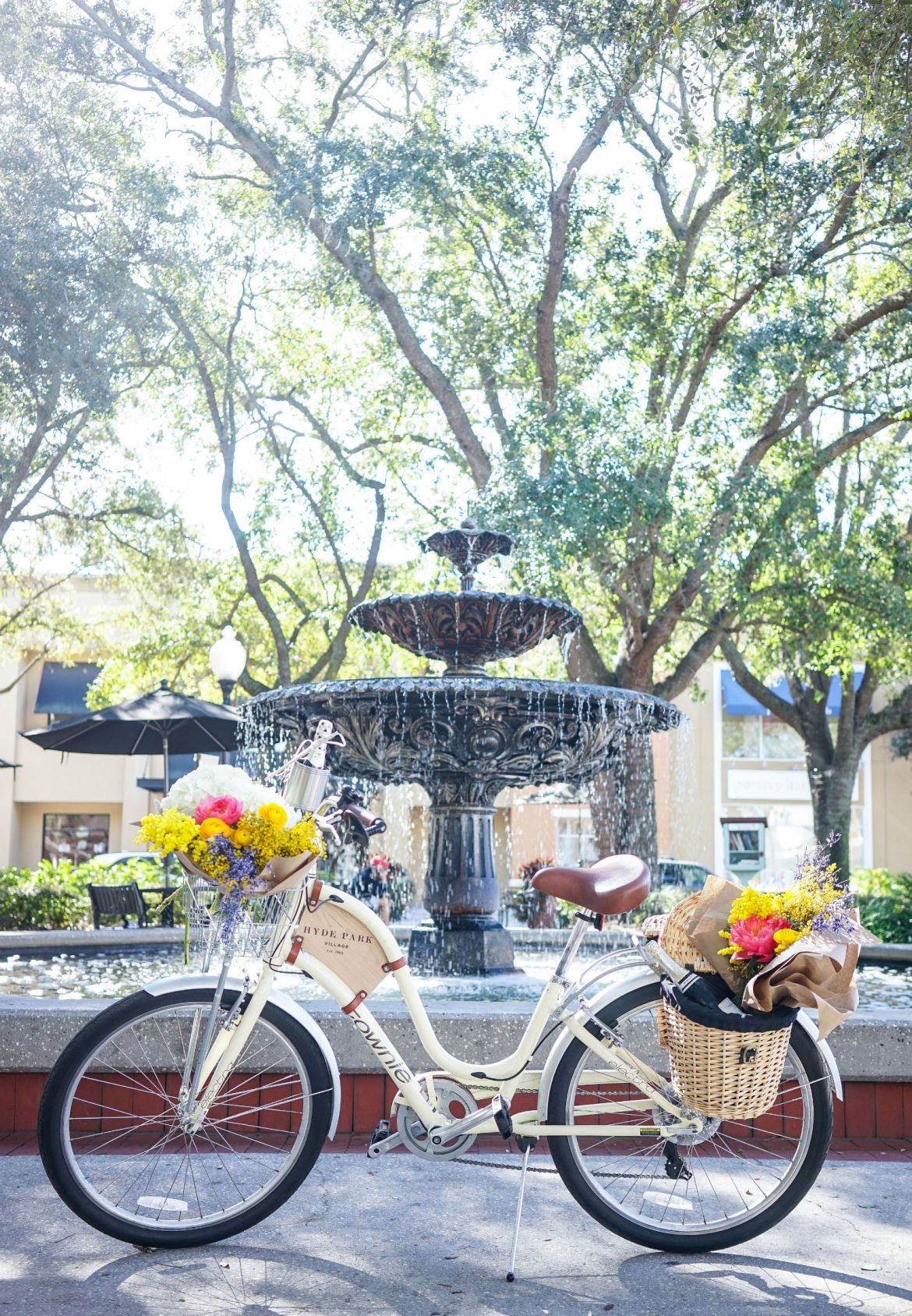 Blooms and Bubbles at Hyde Park Village