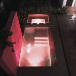 Pool at 2919 West Alline Avenue in pink