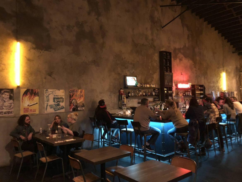 Gaja Korean Bar, East Atlanta