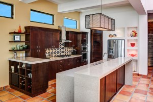 2919 West Alline by ROJO Architecture, kitchen