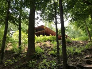 Frank Lloyd Wright at Crystal Bridges