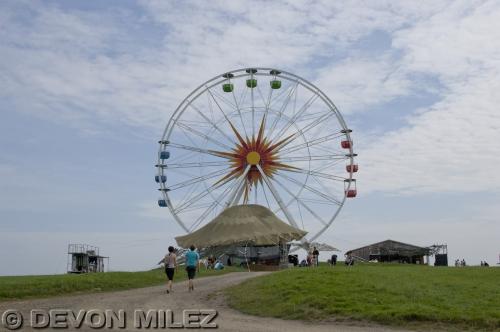 Riesenrad im Sonnenlandpark